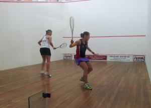 Lisa Camilleri Caboolture Open Final